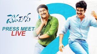 Devadas Movie Team Press Meet LIVE | Nagarjuna Akkineni, Nani, Rashmika Mandanna | Filmyloooks