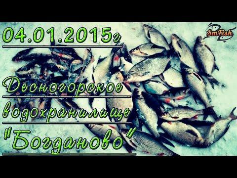 ловля рыбы в красновидово