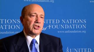 Interview Series With Un Foundation Board Members Igor Ivanov