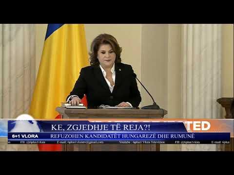 KE 'zgjedhje të reja' - Rumania dhe Hungaria refuzohen
