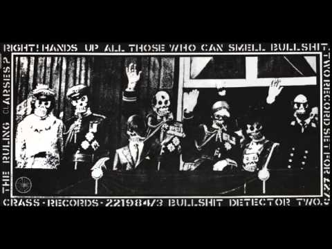 Crass - Bomb Plus Bomb Tape