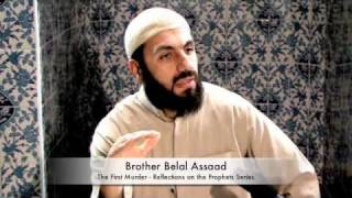 Video: Reflections on Prophets: Cain & Abel, the First Murder - Belal Assaad