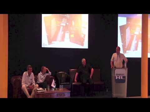 IOOI 2012 - Part 14 - Keynote 8 - Arne Monsholm & Arne Styve