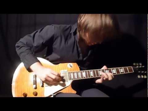 Petar Strok - Push (dio   Doug Aldrich Solo Cover) video