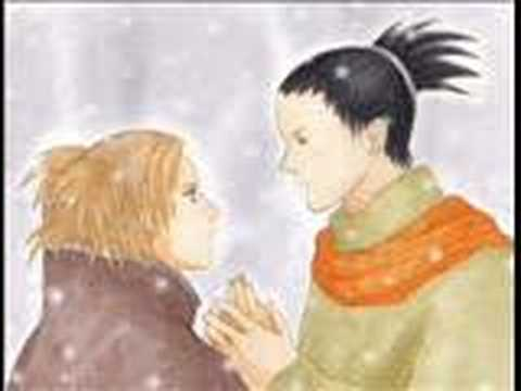 "Shikamaru x Temari ""Everytime We Touch"""