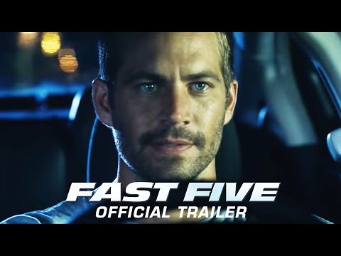 Fast Five trailer #3