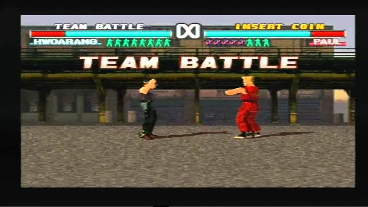 Team b Final Battle Team Battle Mode Finale