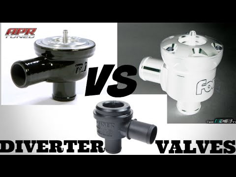 forge 008 vs apr r1 vs 710n valve apr r1 diverter valve