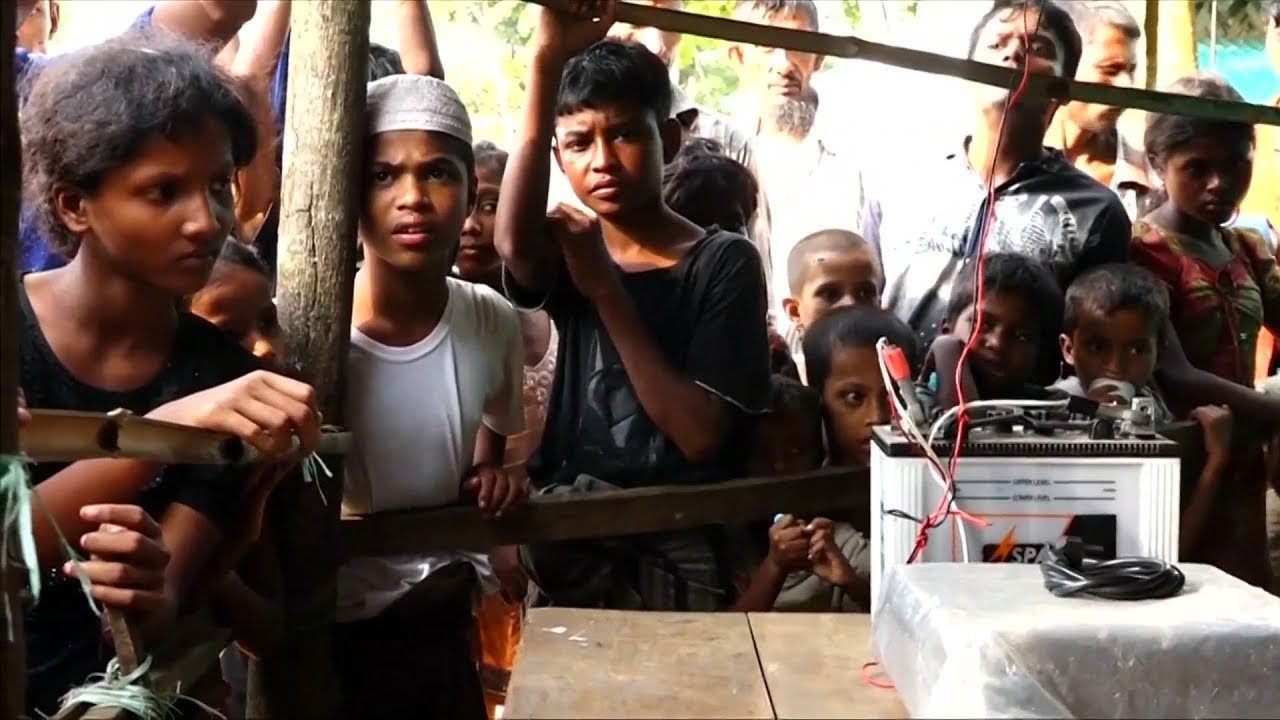 Traffickers prey on lost Rohingya children in Bangladesh camps