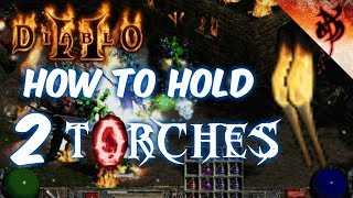 How to Carry 2 Hellfire Torches - Diablo 2