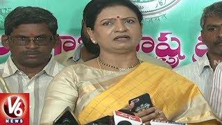 MLA DK Aruna Demands Government To Exempt GST On Textile Industry