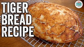 TIGER BREAD RECIPE