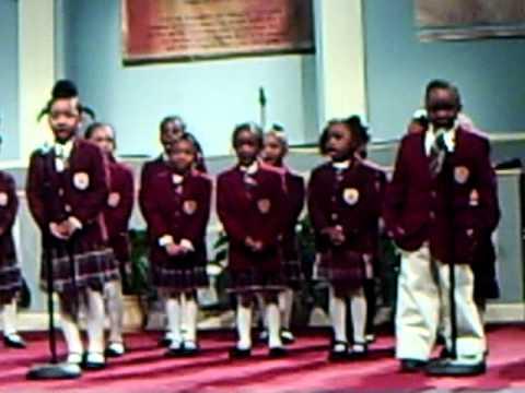 Teri's Class @ Chapel - Berean Christian Academy