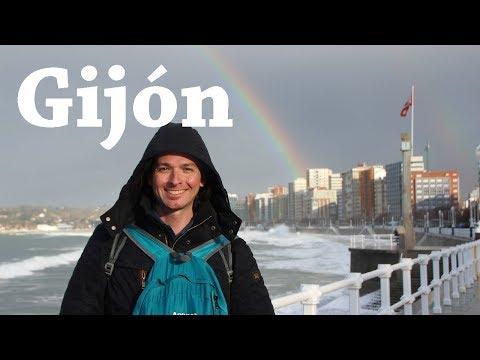 Gijón, Asturias | Viajando con Mirko