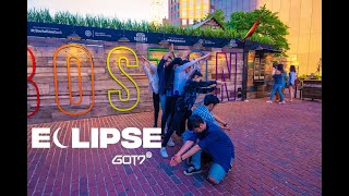 [KPOP IN PUBLIC] GOT7 (갓세븐) - ECLIPSE | Full Dance Cover by XTINCT