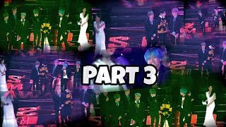 BTS X KIM SOHYUN MOMENTS SMA 2019 (PART 3)