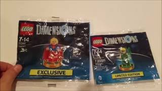 Lego Dimensions Green Arrow Limited Edition Minifigure polybag 71342