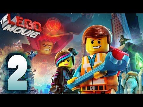 Zagrajmy w: LEGO Przygoda #2 - Dyskoteka na budowie