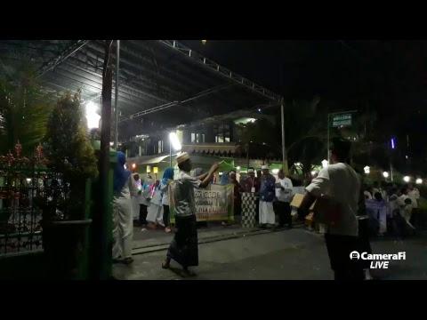 Live Streaming! Festival Takbir Keliling (Night of Eid Mubarak) 1438 H 2017 M