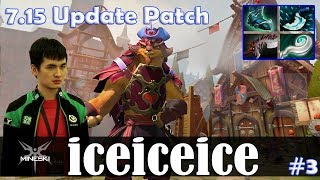 iceiceice - Pangolier Offlane | 7.15 Update Patch | Dota 2 Pro MMR Gameplay #3