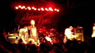Parkway Drive Boneyards Live Beaumont Club Kc