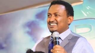prophet henok girma  amazing prophecy,deliverance and testimony