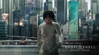 Ghost in the Shell Trailer (2017) Official Trailer - Paramount Pictures