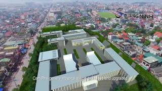 Quy hoạch chung xây dựng thành phố Cẩm Phả đến 2030, tầm nhìn đến 2050