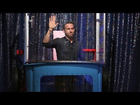 Ryan Reynolds Helps Make Wishes Come True