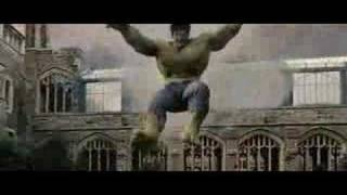 Incredible Hulk 2008 Movie Trailer