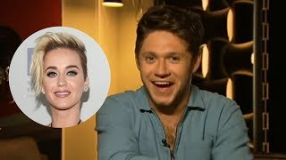 Niall Horan REACTS To Katy Perry Saying He Keeps Hitting On Her