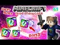 SPIRAL LUCKY BLOCK PART 3 MONSTER ANEH - MINECRAFT MOD SHOWCASE INDONESIA #41 MP3