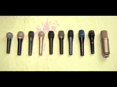 Avocalypse microphone shootout - part 2