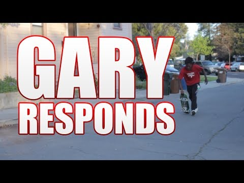Gary Responds To Your SKATELINE Comments Ep. 234 - Theotis Beasley, Ryan Sheckler, Bryan Herman