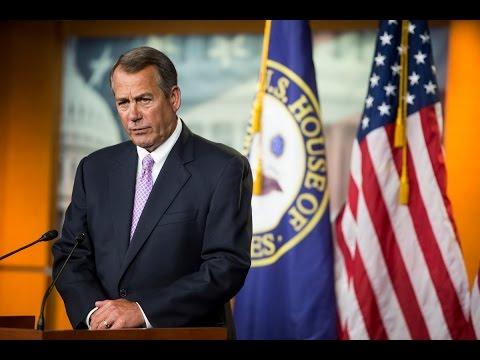 Boehner: Pope Francis to Address Congress in September