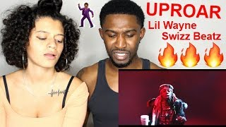 Lil Wayne 34 Uproar 34 Ft Swizz Beatz Official Music Audio Reaction Jaz Alex