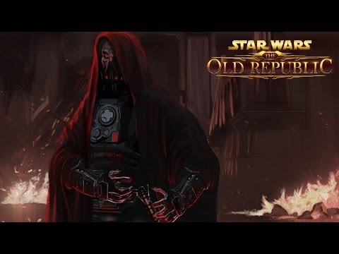 Прохождение Star Wars The Old Republic За Sith Warrior 1 Серия