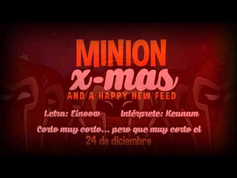 Minion Xmas | Carol Of The Bells (league Of Laughs) Ft. Keunam & Einoow video