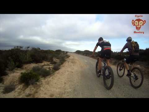 Sea Otter 2014 Ride on Rohloff SPEEDHUB-equipped Surly Krampus