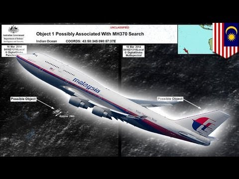 Malaysia Airlines plane search focuses on debris in Australian waters