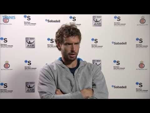 Ernests Gulbis Reaches Barcelona Semi-finals
