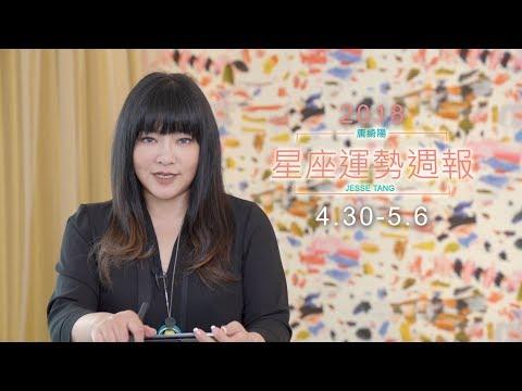 04/30-05/06|星座運勢週報|唐綺陽