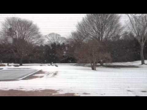Winter Wonderland, Part Three