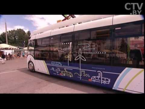 Электробус – зелёный транспорт 21 века: электрический транспорт появится к концу года