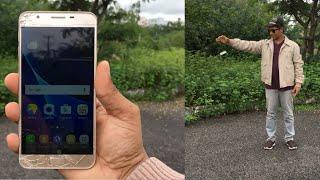 Samsung Galaxy J7 Prime Drop Test!