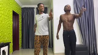 "LIL KESH & LIL SMART - WUGE DANCE VIDEO - ""AS E DEY GO"" by NAIRA MARLEY"