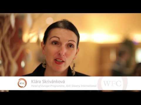 Klara Skrivankova from Anti-Slavery International on Women for Change