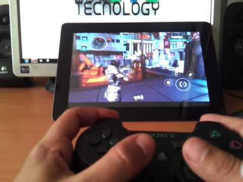 Como configurar Joystick Play Station 3 en android