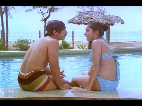 Madhavi in swimsuits from Tik Tik Tik - 3