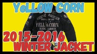 YeLLOWCORN 2015-2016WINTER JACKET YB-5309商品紹介